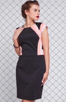 Cover GR1145 sukienka czarna