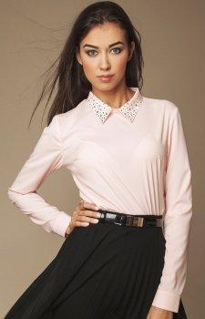 Ambigante 012 koszula różowa