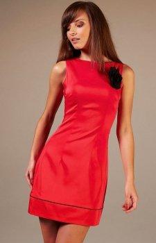 Vera Fashion Simone sukienka czerwona
