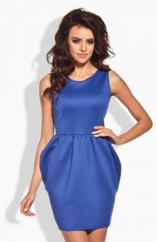Lemoniade L141 sukienka niebieska