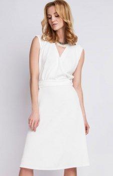 Lanti SUK125 sukienka biała
