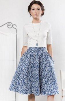 Kasia Miciak design porcelanowa spódnica