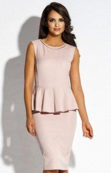 Dursi Mila sukienka różowa