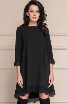 Roco 0117 sukienka czarna