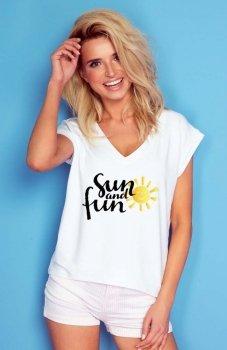 Knits K164 bluzka sun and fun