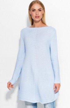 Makadamia S45 sweter błękitny