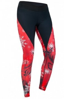 FeelJ! Thermo Winter Deer legginsy
