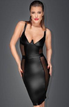 93f4dd056a sukienki skórzane - Sukienki - Moda