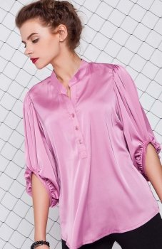 Cover GR1156 koszula różowa