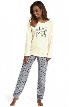 Cornette It's Snowing 627/156 piżama