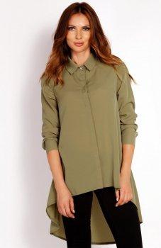 LOU LOU L001 koszula khaki