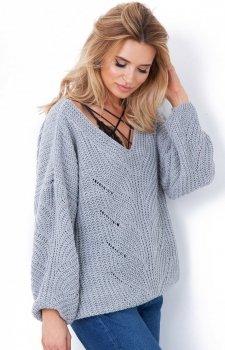 Fobya sweter oversize F641