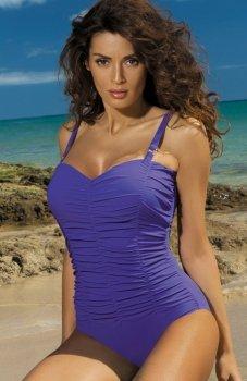 Marko Fabienne M-324 kostium kąpielowy lekki fiolet