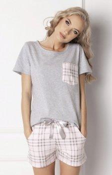 Aruelle Londie Short Grey Piżama