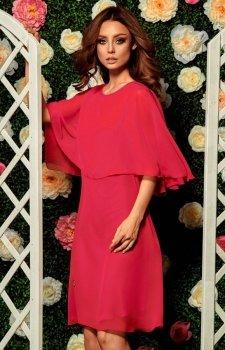 Lemoniade L261 sukienka malinowa