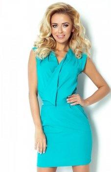 *SAF 94-5 sukienka turkusowa