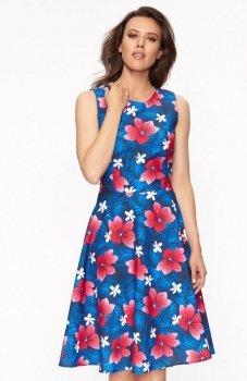Lapasi L001 sukienka kwiaty