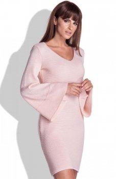 FIMFI I154 sukienka różowa