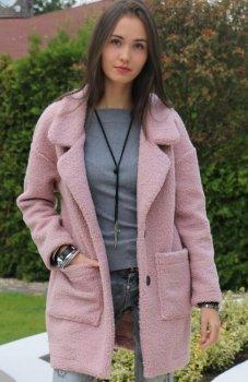 Roco 0012 płaszcz różowy