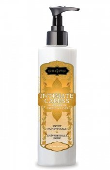 Kamasutra Intimate Caress Honeysuckle krem do golenia