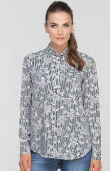Lanti K107 koszula szara