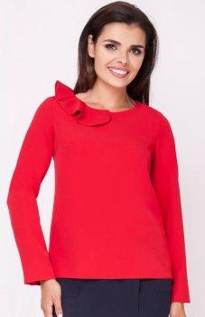 Nommo NA221 bluzka czerwona