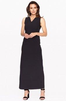 Lapasi L015 sukienka czarna