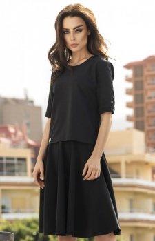 Lemoniade L237 sukienka czarna