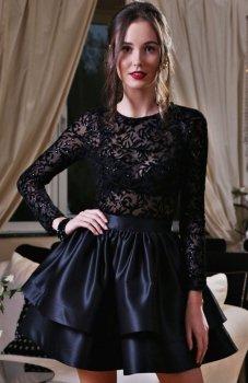 Roco 0176 sukienka czarna