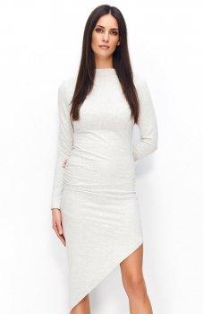 Numinou NU67 sukienka beżowa