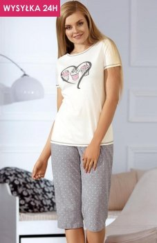 Babella 3051-2 piżama