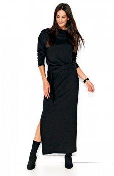 *Numinou NU134 sukienka czarna