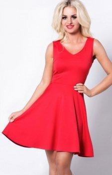 *Cocoviu Lily sukienka czerwona