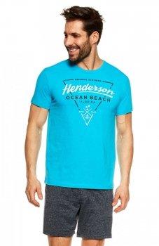 Henderson Jump 36824-55X piżama niebiesko-granatowa