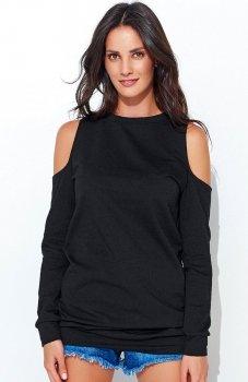 Numinou NU101 bluzka czarna