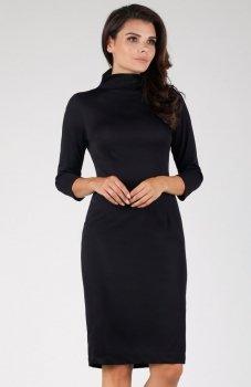 *Nommo NA330 sukienka czarna