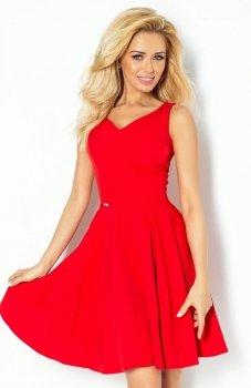 SAF 114-3 sukienka czerwona