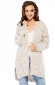 Lemoniade LS211 sweter beżowy