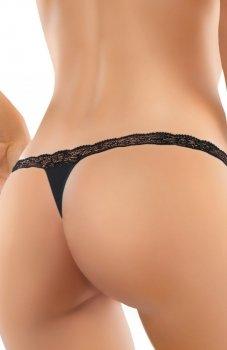 Ewana Axella 083 stringi czarne