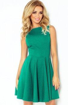 *SAF 125-6 sukienka zielona