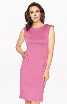 Lapasi L013 sukienka różowa