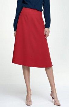 Nife SP30 spódnica czerwona