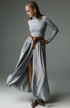 Madnezz Storm sukienka szara