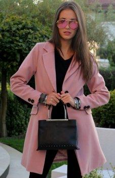 *Roco P006 płaszcz różowy
