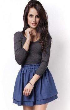 Ivon SP53 spódnica niebieska