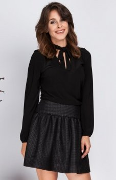 Milu MP195 spódnica czarna
