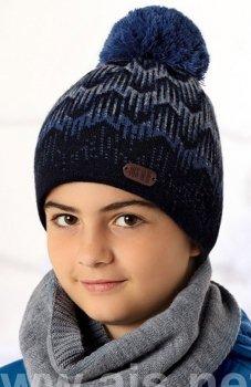 AJS 36-482 czapka dla chłopca
