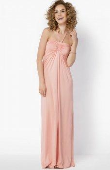 Makadamia 024 sukienka łososiowa