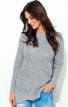 Numinou S40 sweter szary