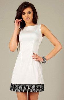 *Vera Fashion Simone sukienka kremowa